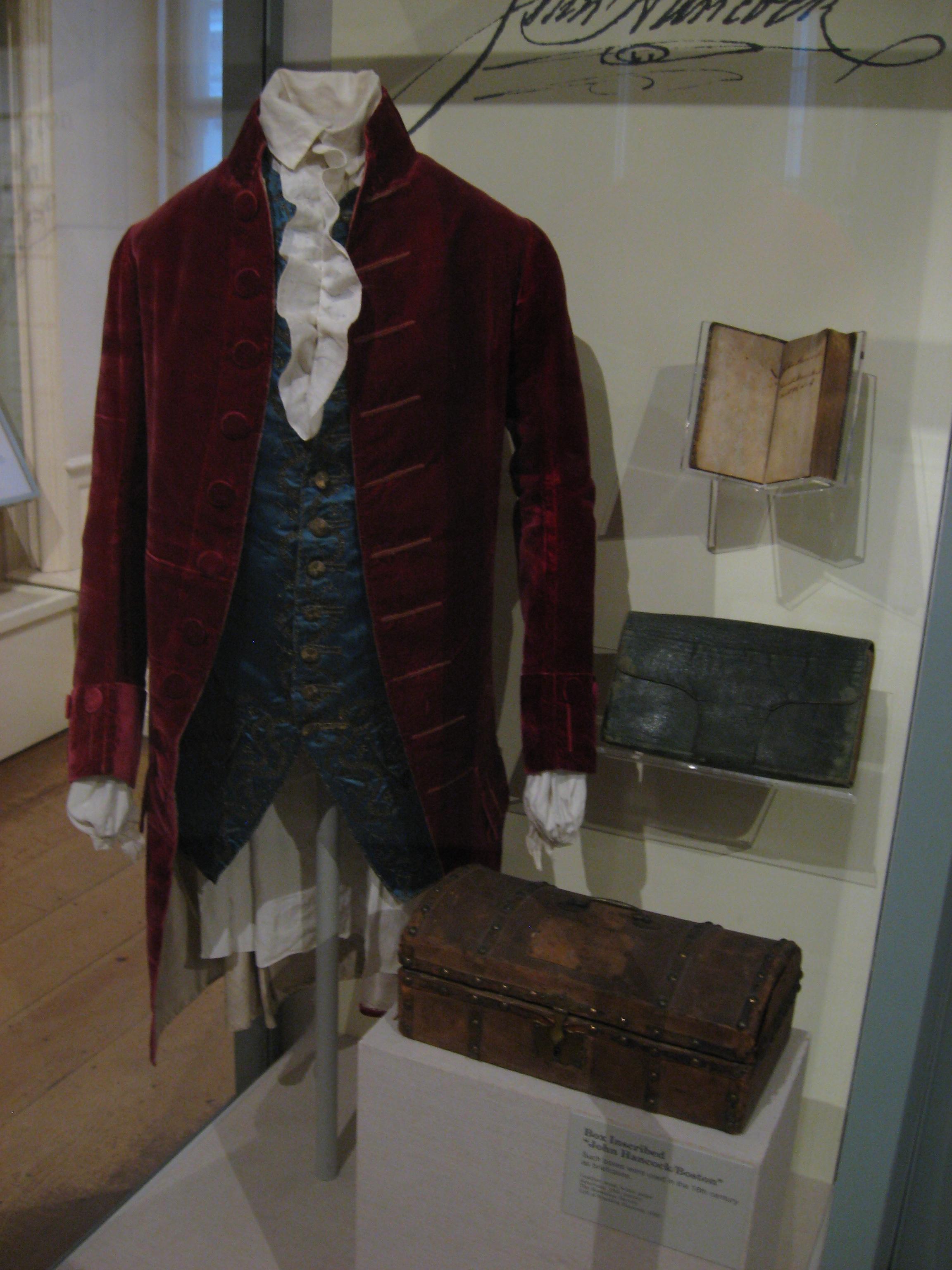 Samuel Adams Past In The Present