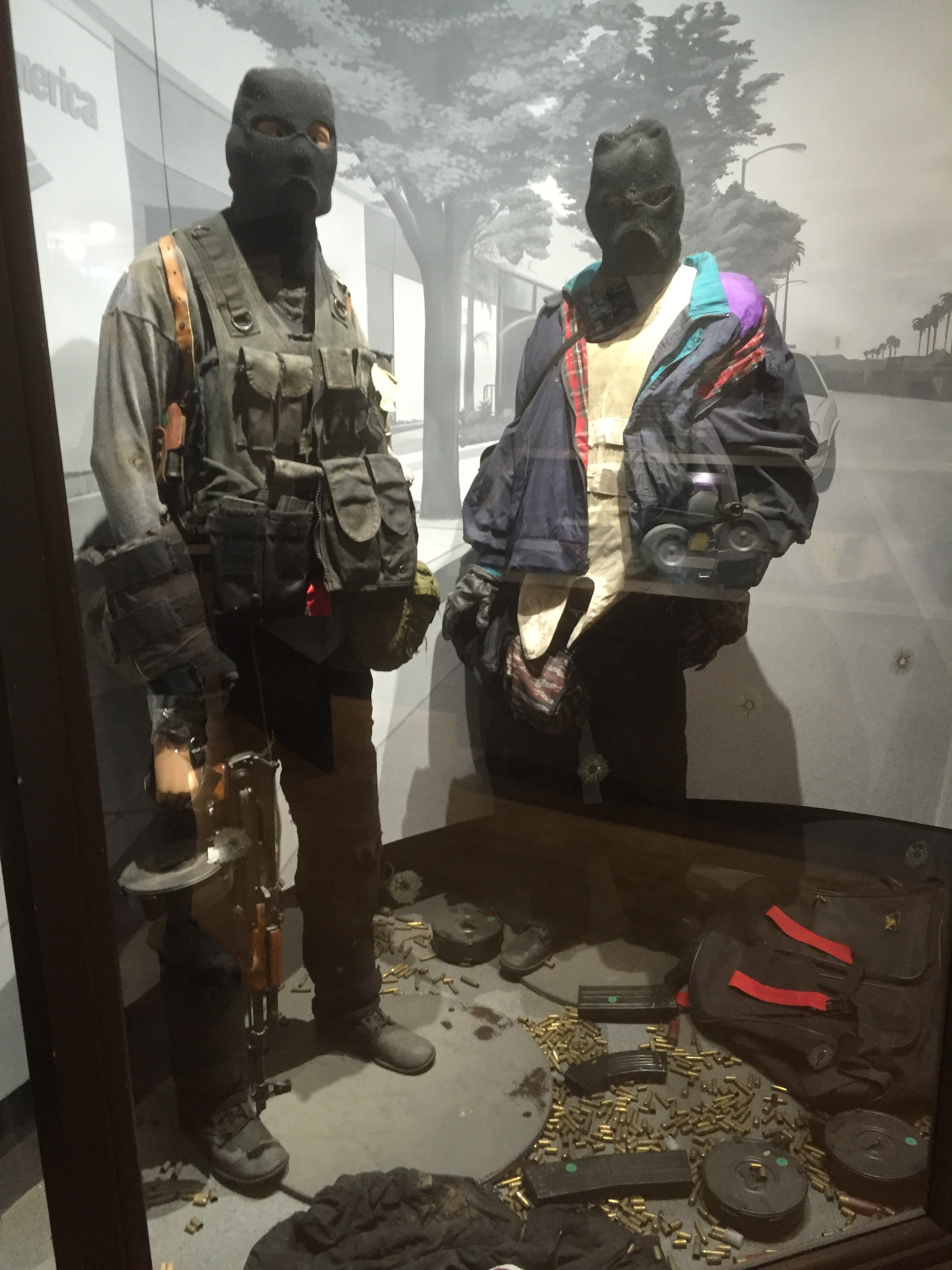 The Los Angeles Police Museum: just the facts | Past in the