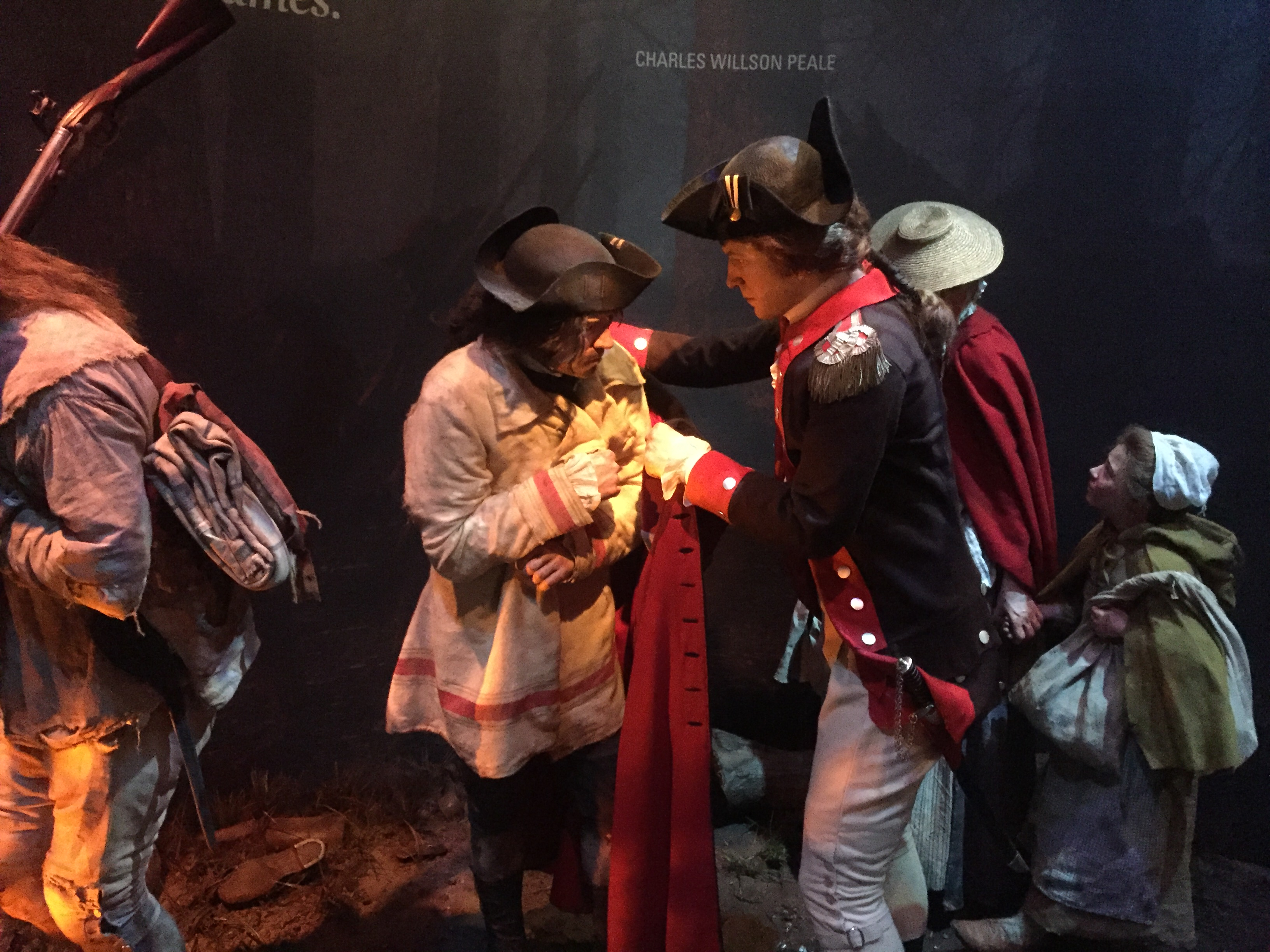 A look at the Museum of the American Revolution | Past in